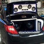 比亚迪F3升级魔音汽车音响案例