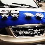 比亚迪S6升级魔音汽车音响升级改装