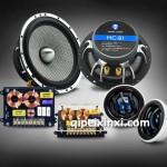 中低音喇叭扬声器MC-B1 汽车音响 高端炸机套装喇叭 丝膜高音头