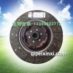 380(抗烧耐磨KM179面片)离合器从动盘380×200-10×44.5