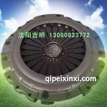 DS400(KM181主机配套面片)离合器从动盘400×250-10×44.5