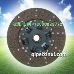 上海驰誉离合器-275粗齿多铜离合器片