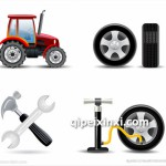 汽车轮胎更换服务/汽车轮胎四轮定位