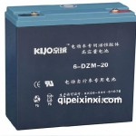 JM系列:12V中密蓄电池