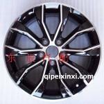 17寸一汽森雅R7-铝合金钢圈-轮毂-钢圈车圈车轮原厂配件215-55R17-1