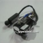 一汽J6  电控气动熄火装置