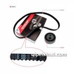 蓋茨8500-0012(Gates)K0177135汽車正時皮帶套裝比亞迪F61.82.0
