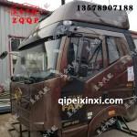 J6原厂驾驶室领航版(咖啡金)