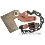 J6大箱锁钩