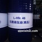 昆仑抗磨液压油高压L-HM46 170kg