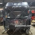 420马力J6(稀铁灰)驾驶室总成
