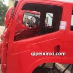 虎V单排驾驶室总成红色