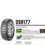 雙星DSR177輪胎