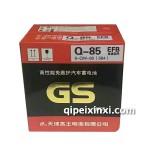 6-QW-60(584)高性能免维护汽车蓄电池