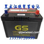 6-QW-60(450)高性能免維護汽車電瓶