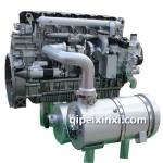 柴油玉柴国六-发动机