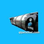 重汽豪沃 T7H LNG卧式瓶 LNG液化天然气 卧式单体 图片 价格 厂家