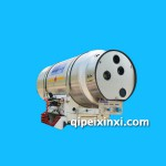 重汽豪沃 A7 卧式单体 LNG低温卧式瓶 LNG液化天然气  图片 价格 厂家