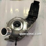 路虎柴油3.0增压器(左侧)