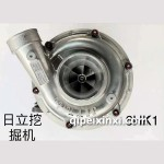 小松日立挖掘机6HK1增压器
