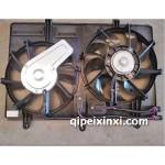 X5水箱电子风扇散热器风扇汉腾电子扇