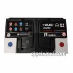 sail风帆H6(LN3)6-QW-70(680)L蓄电池