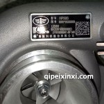00HP050S009=1118100BB61-BF1AK=锡柴涡轮增压器CA4DW93-84E3