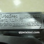 28201-4X700现代特拉卡2.9涡轮增压器
