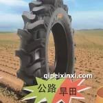 CA09公路-旱田轮胎