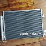 EC180原车冷凝器